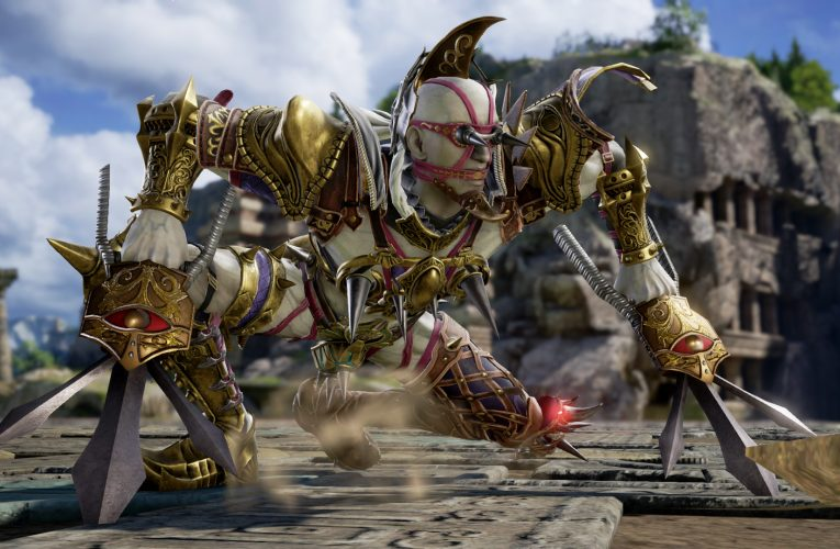 Soulcalibur VI, disponibile il trailer di Voldo