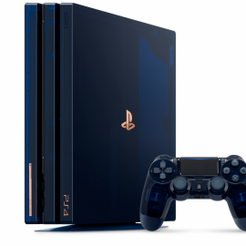 PS4 Pro Limited Edition per le 500 milioni di console vendute