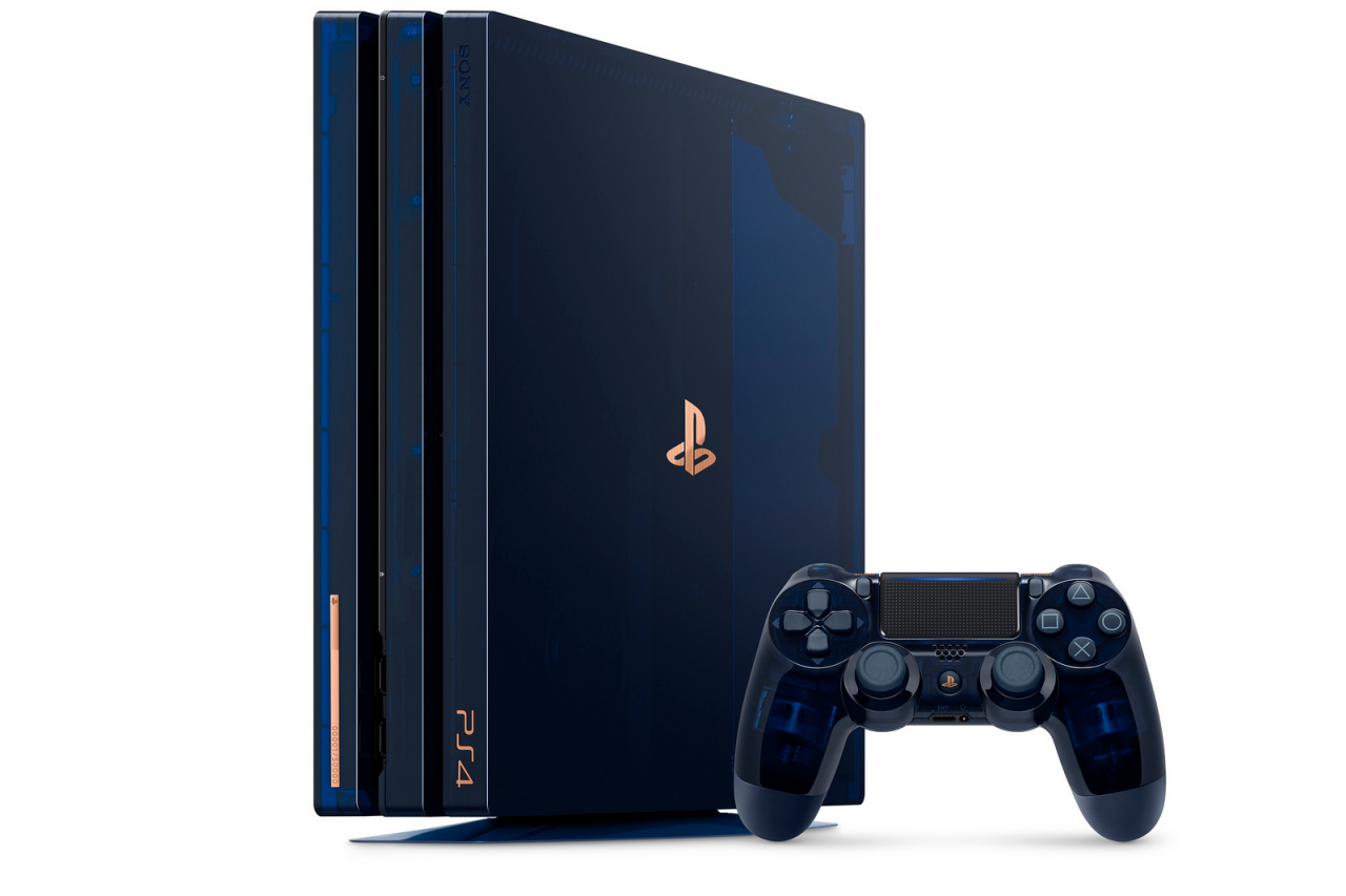 PS4 Pro 500 Limited Edition