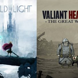Child Of Light e Valiant Hearts, disponibili in autunno su Nintendo Switch