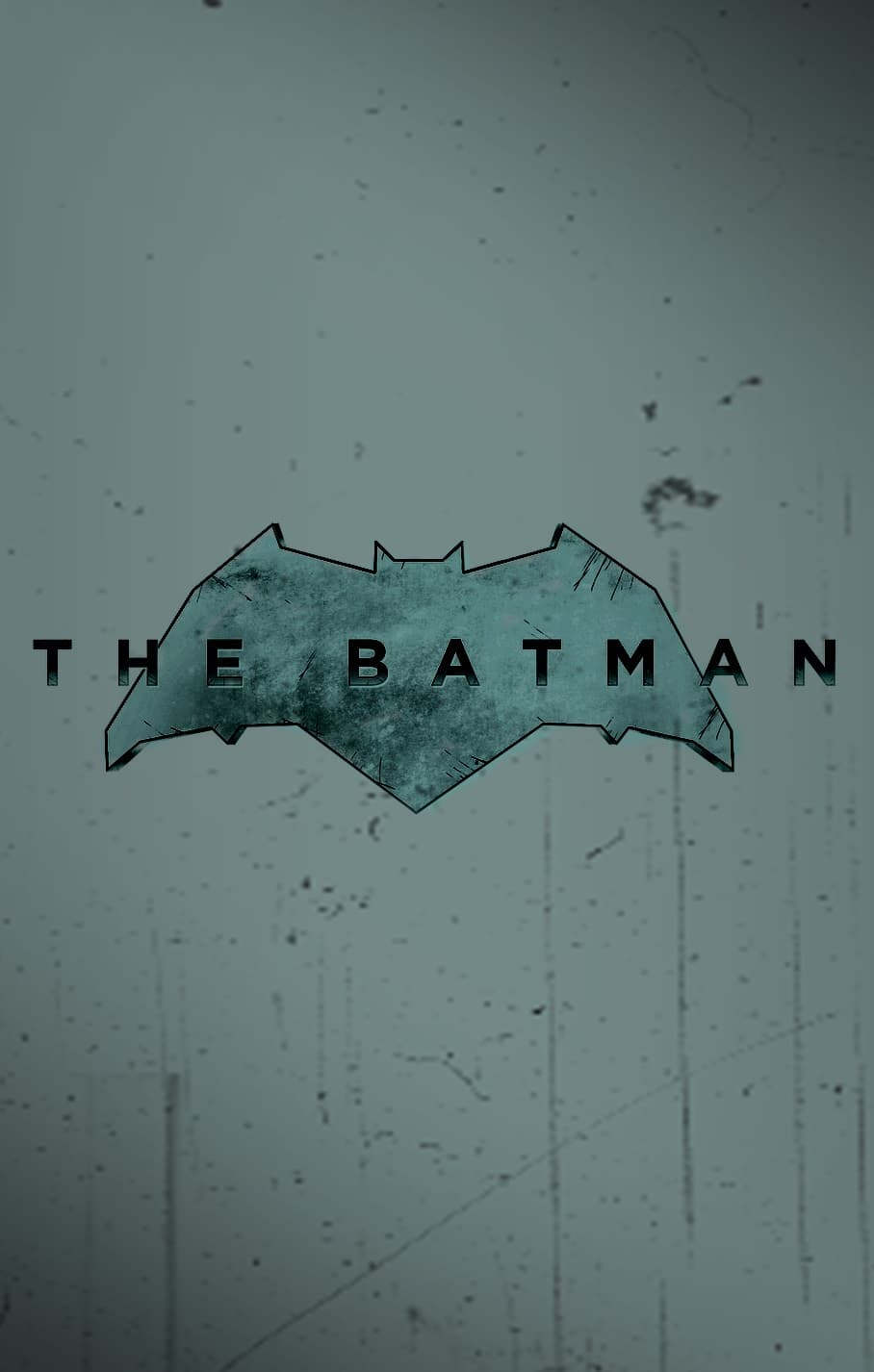 "Poster for the movie ""The Batman"""