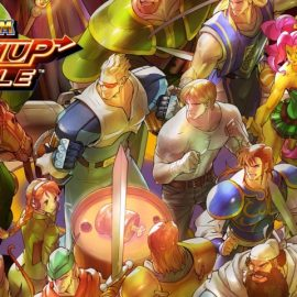 Capcom Beat 'Em Up Bundle presentazione ma slittamento del rilascio Steam