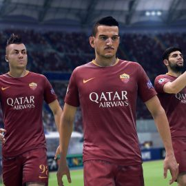 Nasce la partnership tra EA Sports e A.S. Roma
