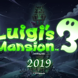 Luigi's Mansion 3, presentato ufficialmente per Nintendo Switch