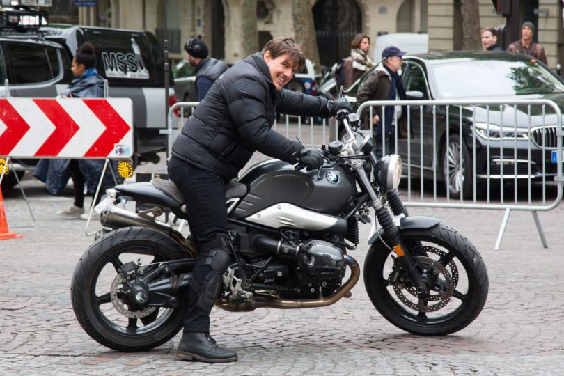 Mission Impossible Fallout Motorcycle BMW