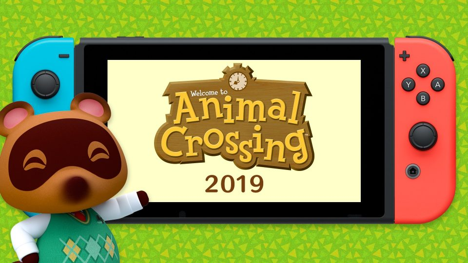 Animal Crossing per Nintendo Switch (Titolo provvisorio)