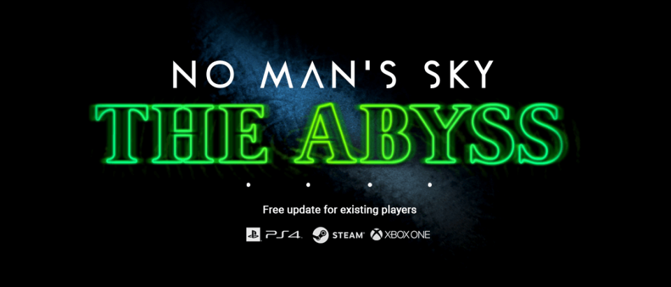 The Abyss No Man's Sky