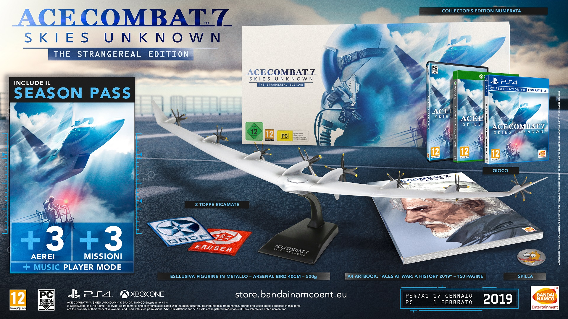 Ace Combat 7 Collector's Edition