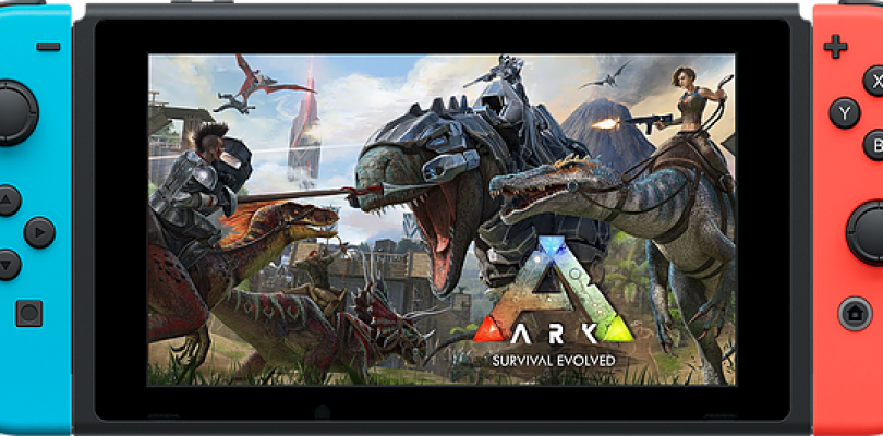 ARK: Survival Evolved ora disponibile su Switch 1