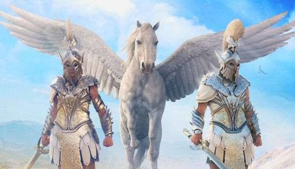 Il mistero del cavallo in Assassin's Creed Odyssey 1
