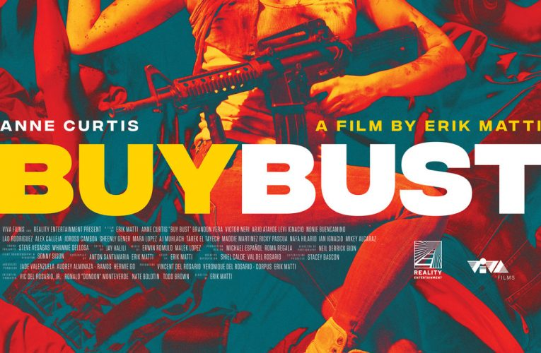 Su Netflix: 'Buy Bust', il delirio action del regista filippino Erik Matti