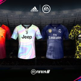 FIFA 19: Presentate le divise limited edition in collaborazione con Adidas