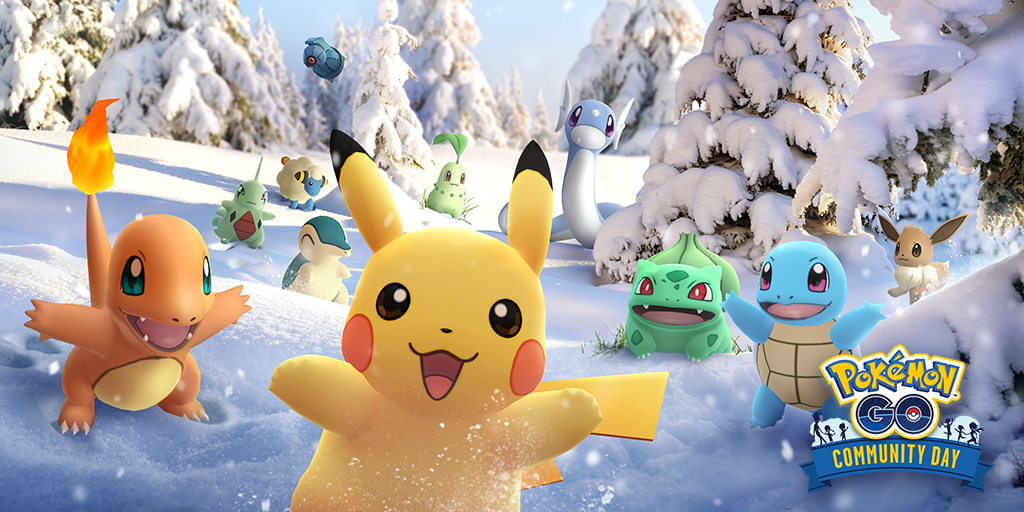Pokemon GO Community Day Dicembre 2018