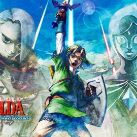 The Legend of Zelda: Skyward Sword forse su Switch