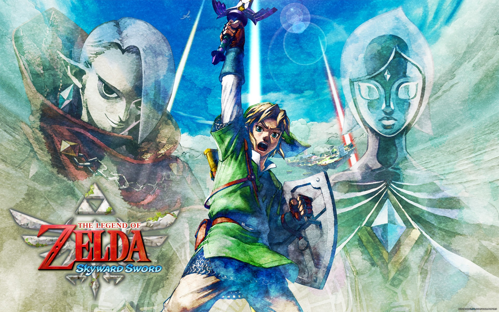 The Legend of Zelda: Skyward Sword forse su Switch 3