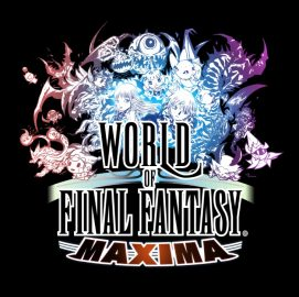 World of Final Fantasy Maxima Logo