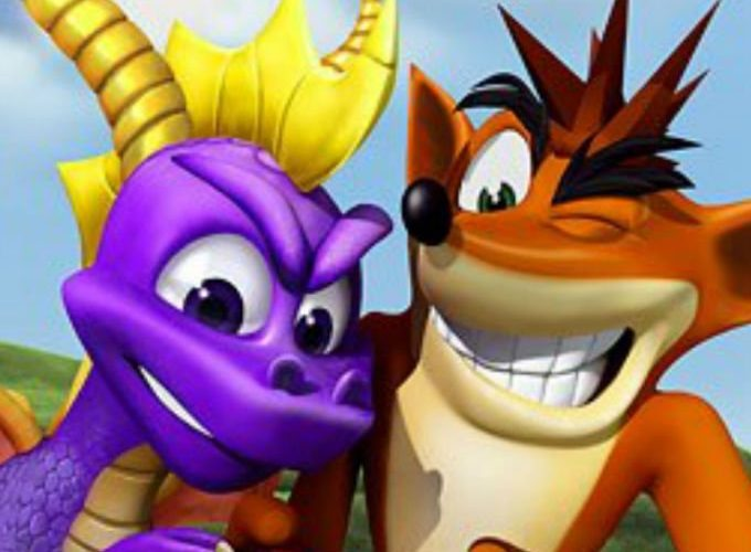 CRASH+SPYRO REMASTERED SUPER OFFERTA