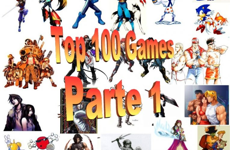 My Top 100 Games of all time Parte 1