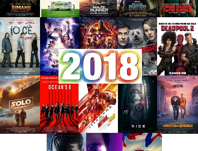 Top e Flop Cinema 2018