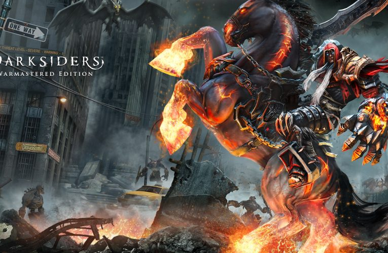 Darksiders Warmastered Edition: Disponibile ora su Nintendo Switch