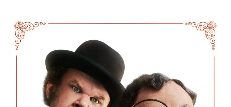 """Poster for the movie """"Holmes & Watson"""""""