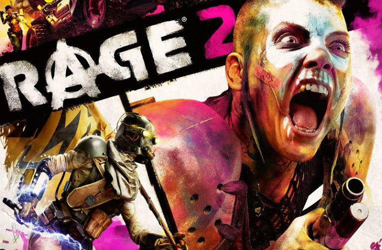Rage 2 si esibisce in un nuovo video gameplay