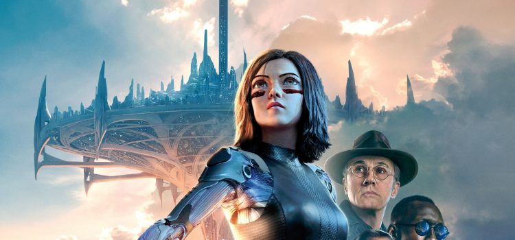 """Poster for the movie """"Alita: Battle Angel"""""""