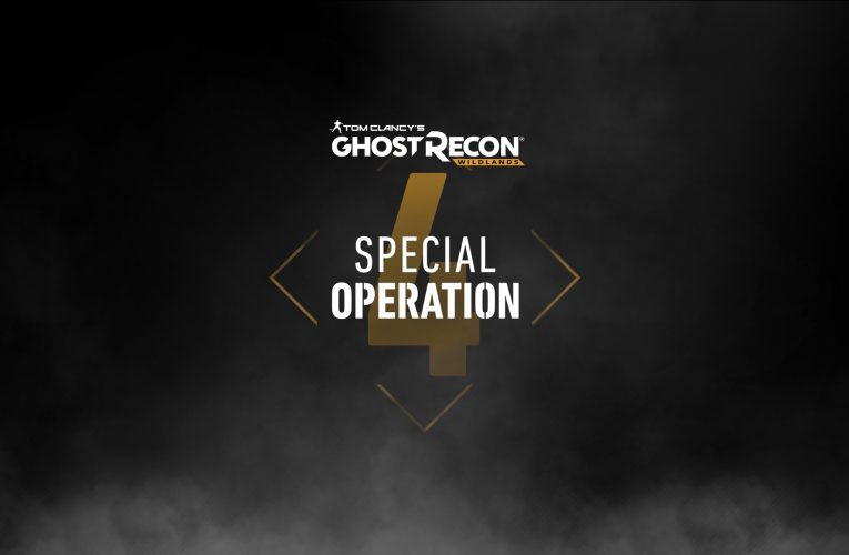 Ghost Recon Wildlands: Annunciata la Special Operation 4