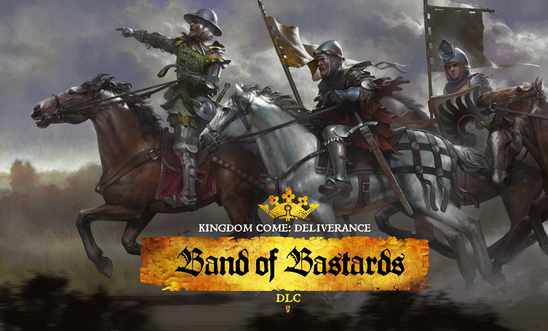 Kingdom Come Deliverance - Band of Bastards