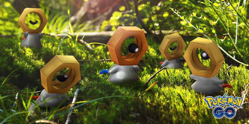 Pokemon GO Meltan Shiny