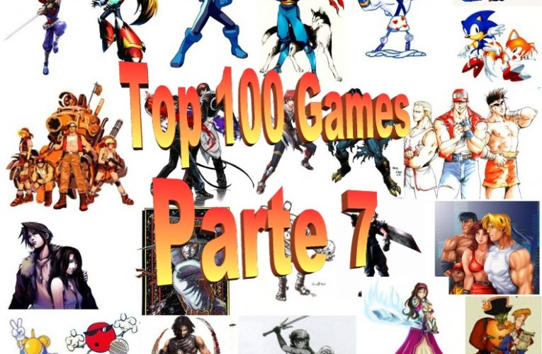 My Top 100 Games of all time Parte 7