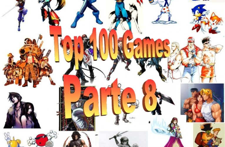 My Top 100 Games of all time Parte 8