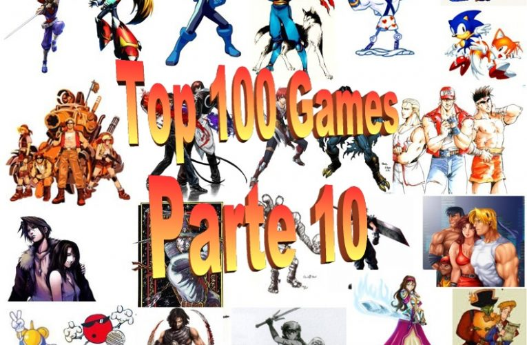 My Top 100 Games of all time Parte 10