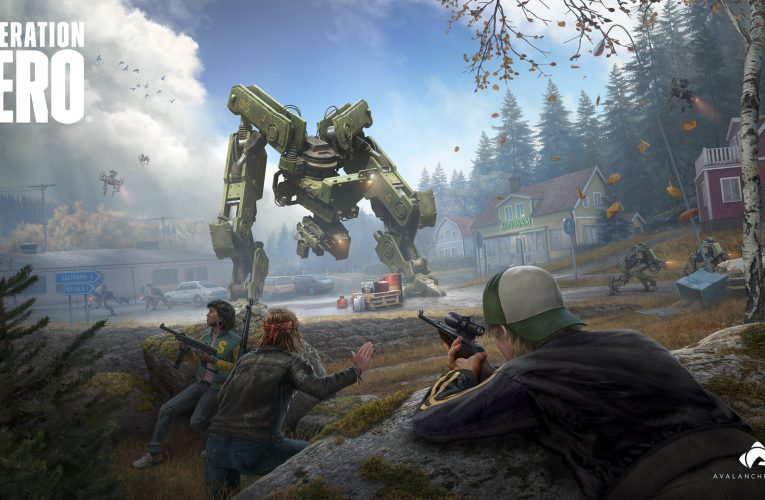 Generation Zero: Disponibile il nuovo open world di Avalanche Studios