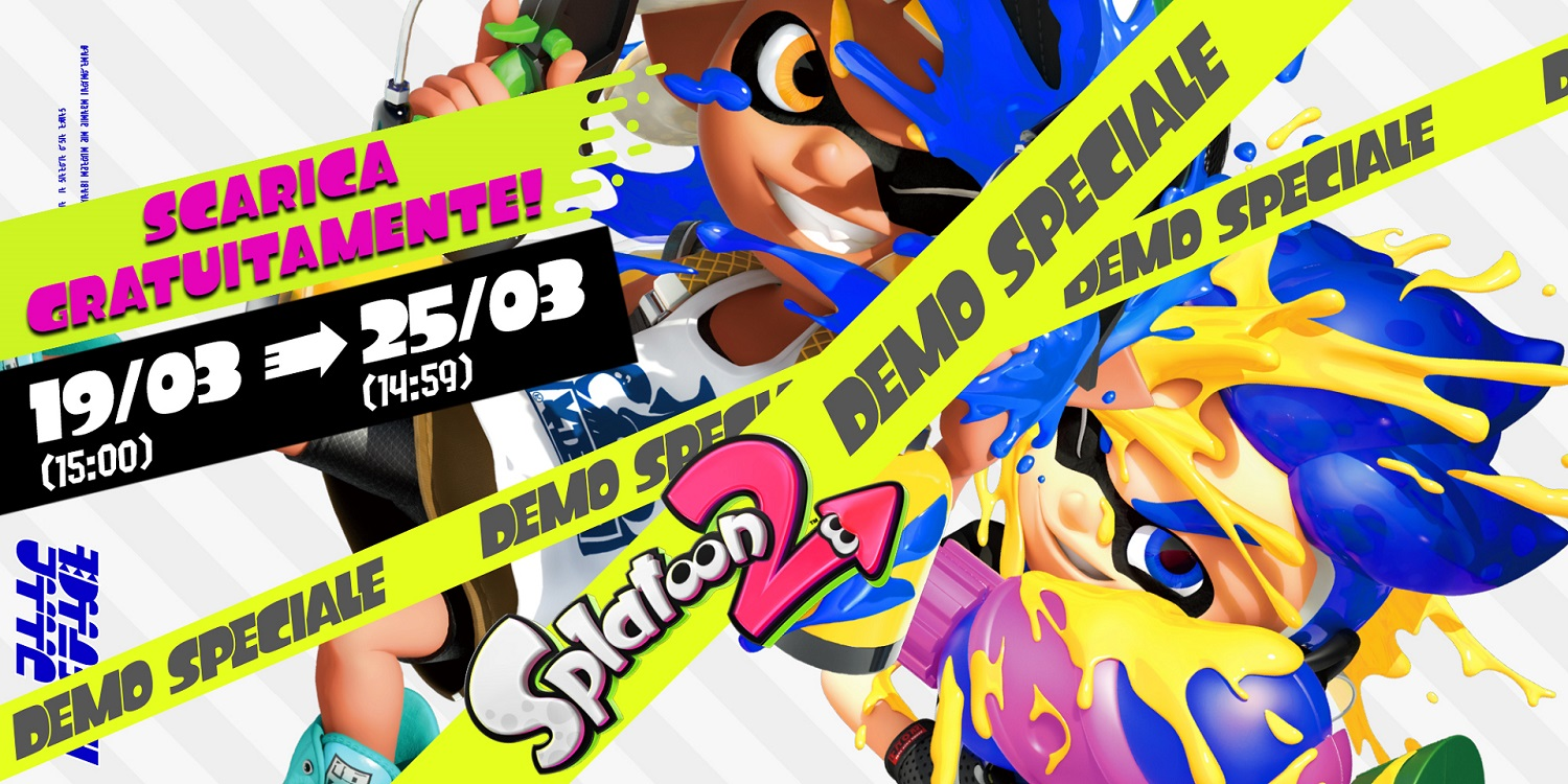 Splatoon 2 Demo Speciale