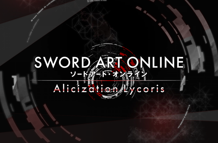 Sword Art Online Alicization Lycoris: La data di uscita