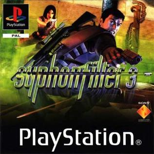 syphon filter 3,review,recensione,ps1,retrogame 1