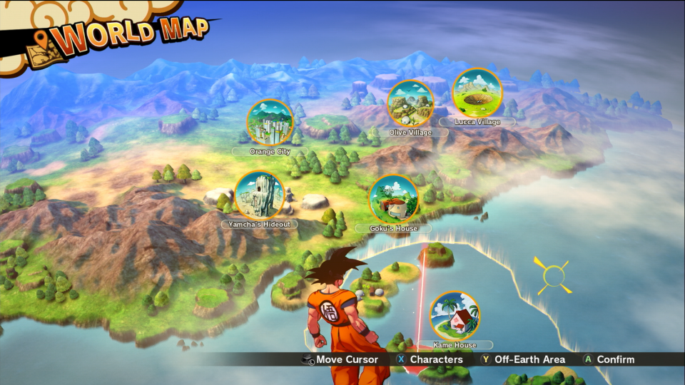 Dragon Ball Z: Kakarot Screenshot 1