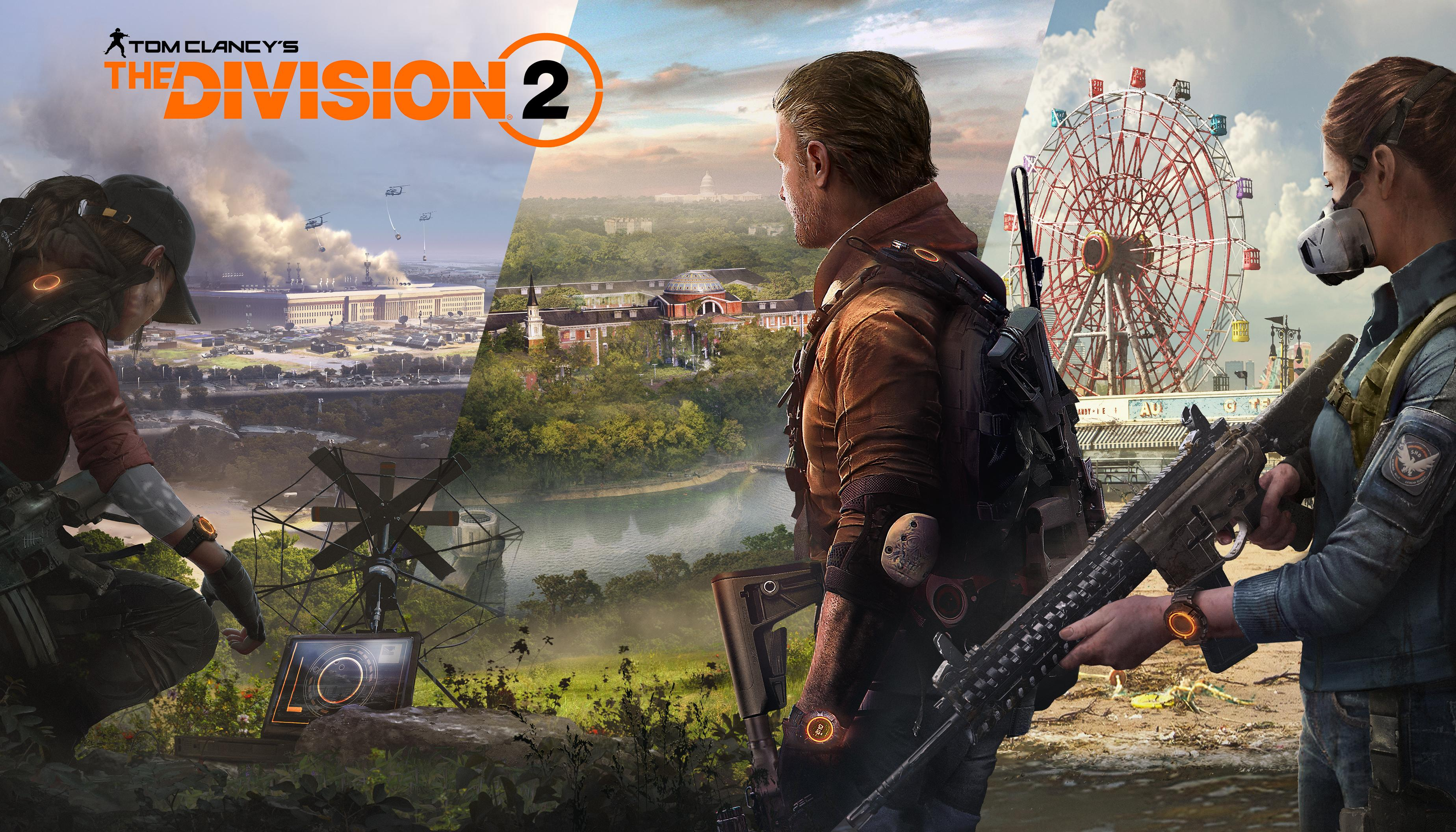 The Division 2 , DLC in arrivo 1