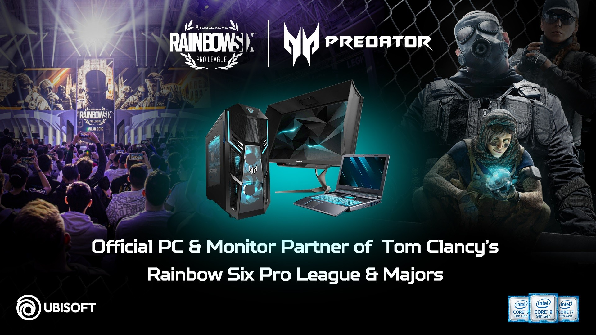 Rainbow Six Pro League Stagione X Powered by Predator
