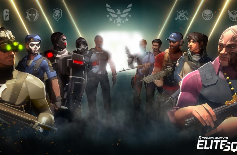 Elite Squad: I personaggi dell'universo Tom Clancy tutti su mobile