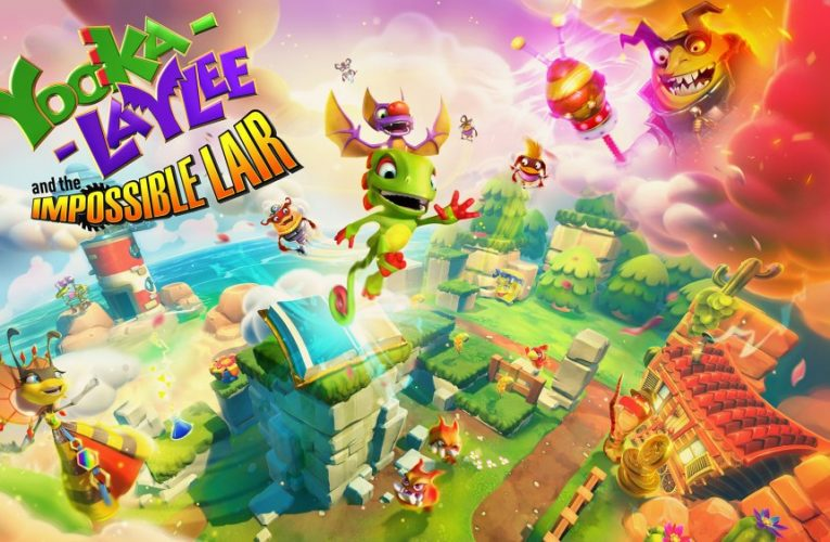 Yooka-Laylee and the impossible Lair Annunciato!