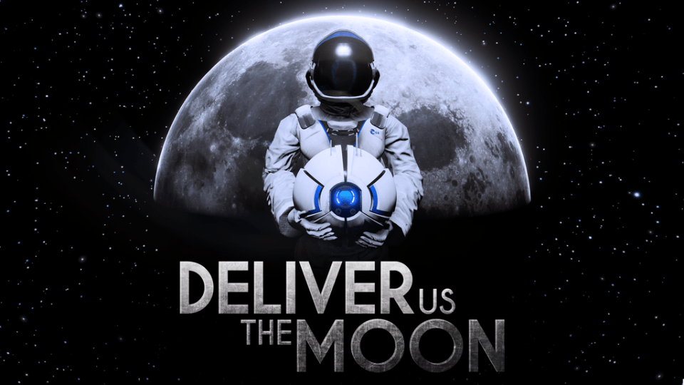 Deliver us the moon - Cover