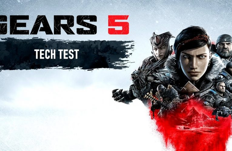 Gears 5: Tech Test in due fasi