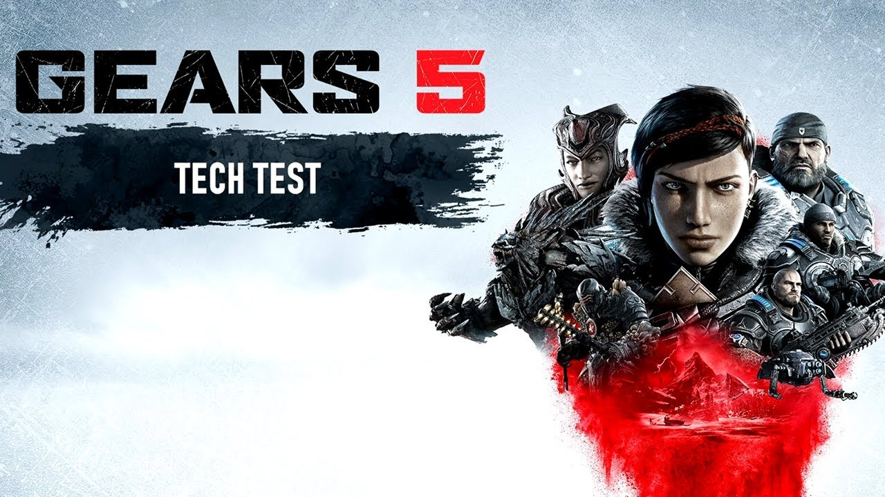 Gears 5: Tech Test online