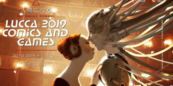 Lucca Comics and Games 2019 Front