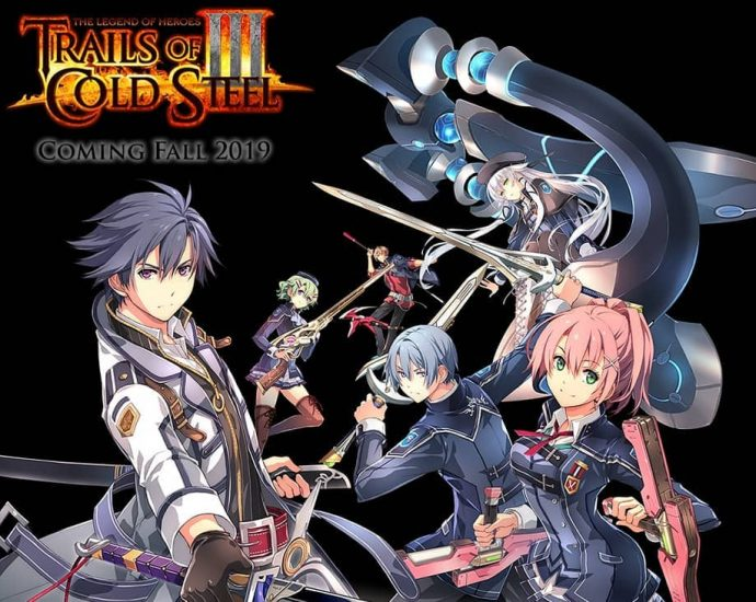 Trails of Cold Steel III in arrivo a Ottobre 2019