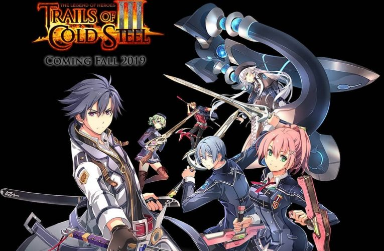 The Legend of Heroes: Trails of Cold Steel III: Ora su PS4