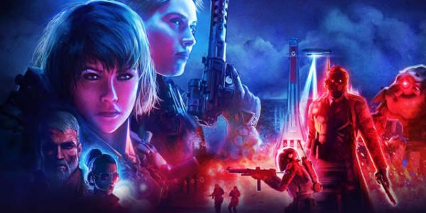 Wolfenstein - Youngblood Copertina