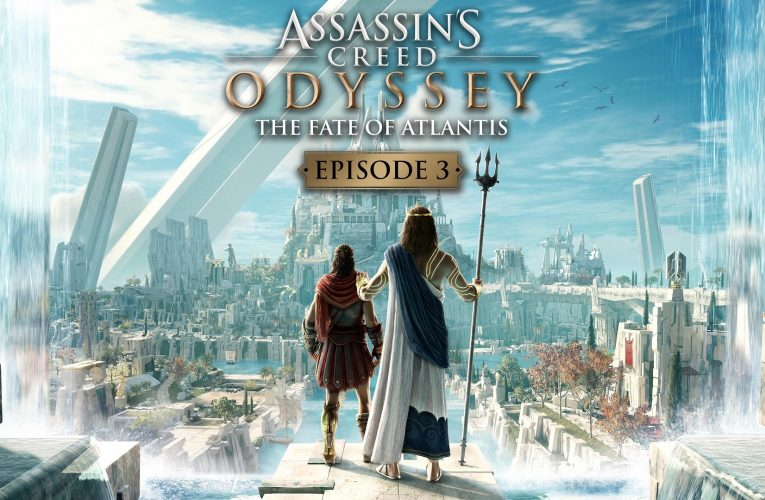 Assassin's Creed Odyssey: L'episodio conclusivo ci porta ad Atlantide
